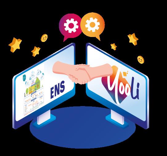 Intégration compatible entre l'ENS et Yooli